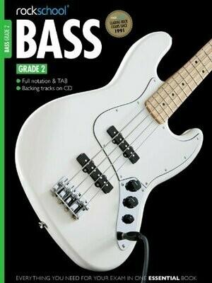 RSL Bass Grade 2 Book