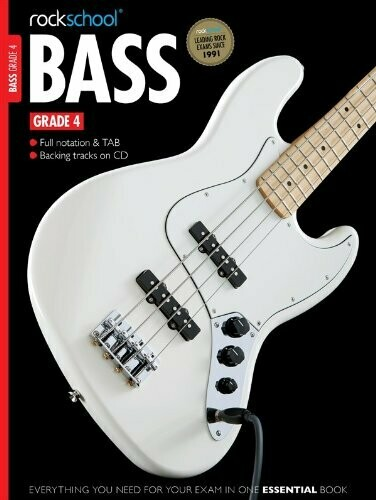 RSL Bass Grade 4 Book