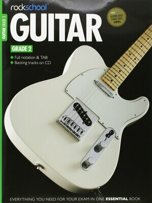 RSL Guitar Grade 2 Book