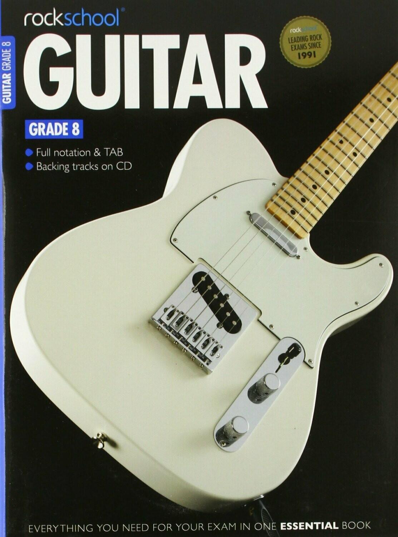 RSL Guitar Grade 8 Book