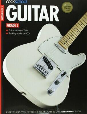 RSL Guitar Grade 5 Book