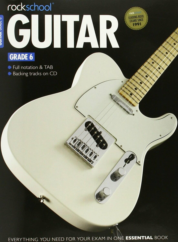 RSL Guitar Grade 6 Book