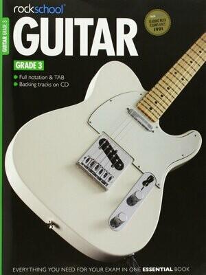 RSL Guitar Grade 3 Book