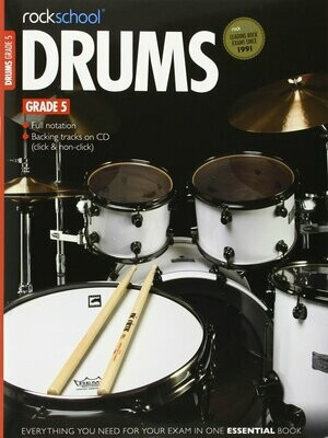 RSL Drums Grade 5 Book