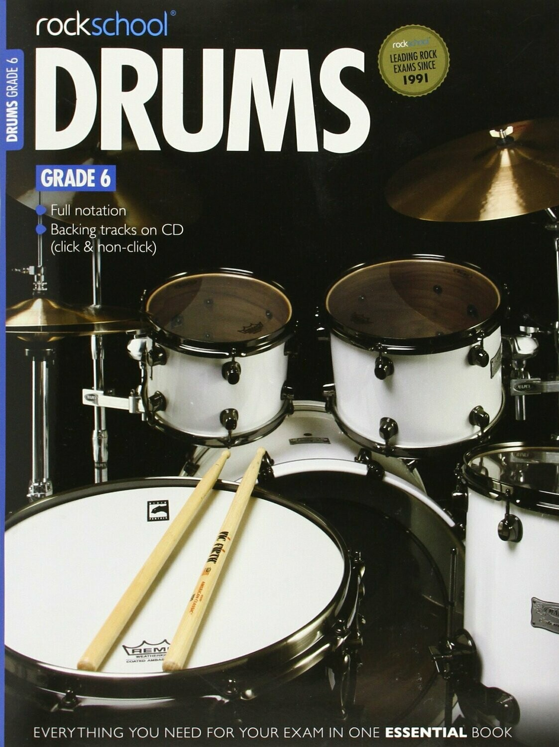RSL Drums Grade 6 Book