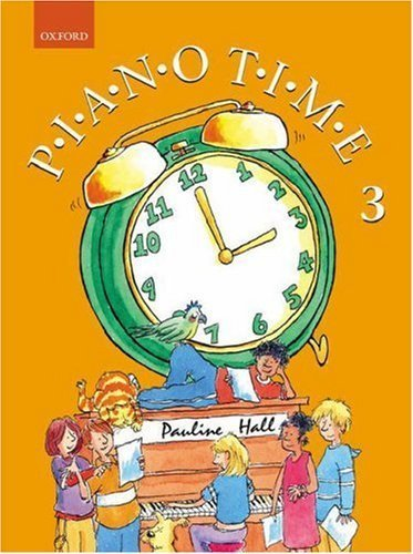 Piano Time 3 Book