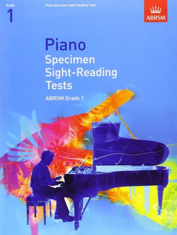 ABRSM Piano Sight Reading Grade 1 Book