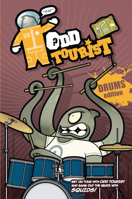 Odd Tourist Drums Band Book