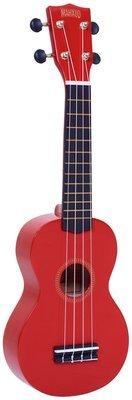 Mahalo Ukulele (Red)