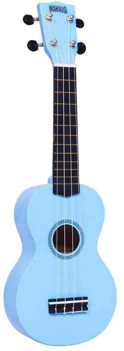 Mahalo Ukulele (Light Blue)