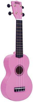 Mahalo Ukulele (Pink)