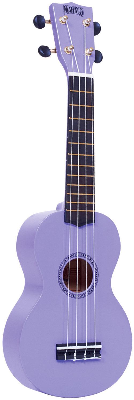 Mahalo Ukulele (Purple)