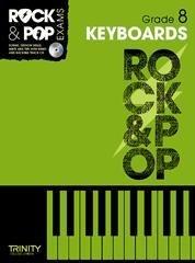 Trinity Rock & Pop Keyboard Grade 8 Book