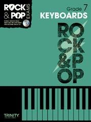 Trinity Rock & Pop Keyboard Grade 7 Book