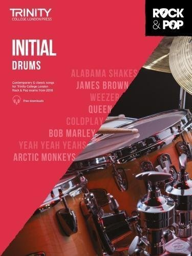 Trinity Rock & Pop Drums Initial Grade Book
