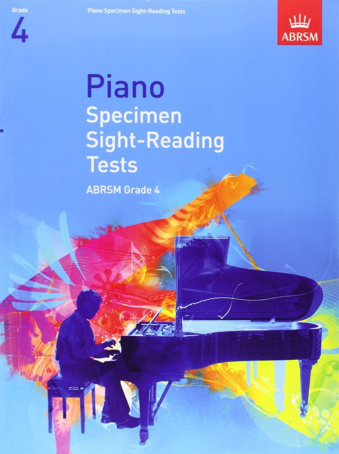 ABRSM Piano Sight Reading Grade 4 Book