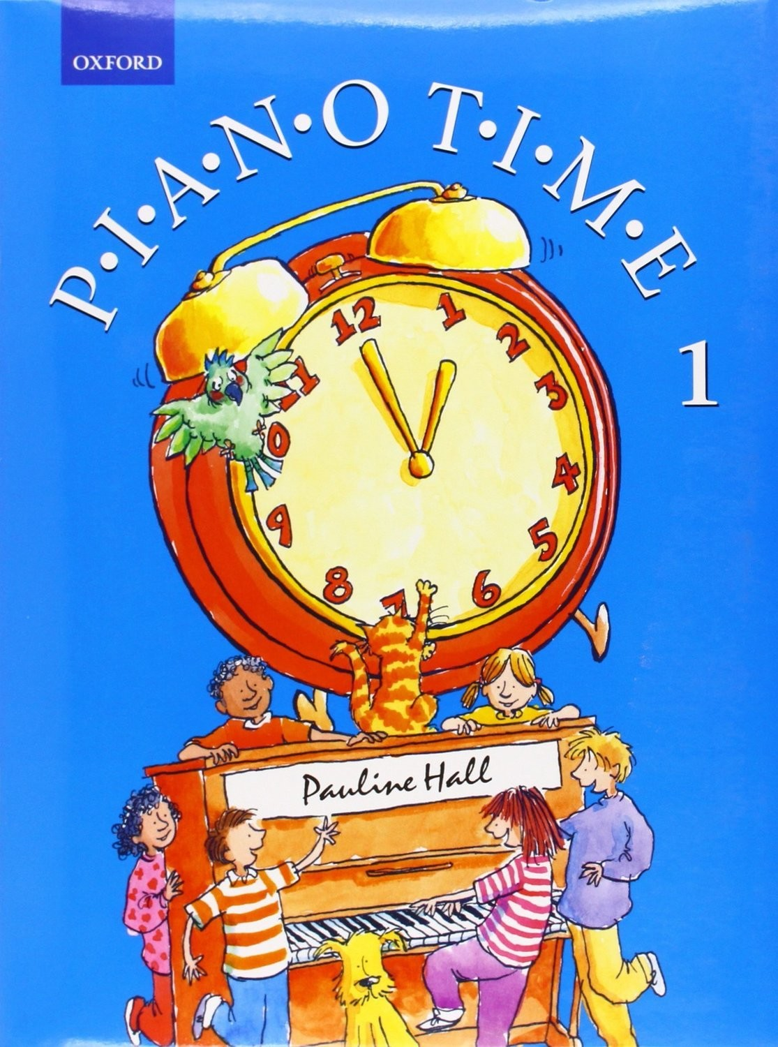 Piano Time 1 Book