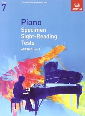 ABRSM Piano Sight Reading Grade 7 Book