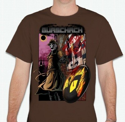T-Shirt: Rorschach