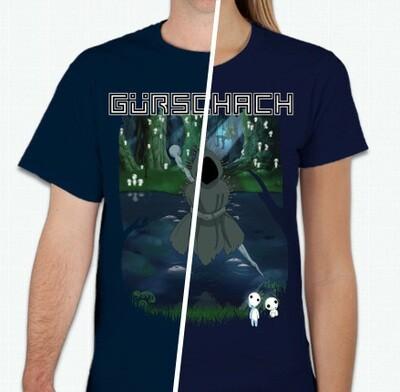 T-Shirt: Princess Mononoke
