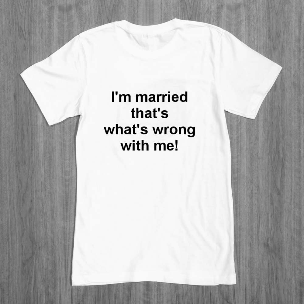 I'm married that's what's wrong with me! - Fun with Dick and Jane