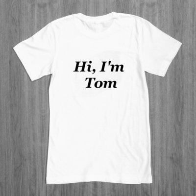 Hi, I'm Tom - 50 First Dates