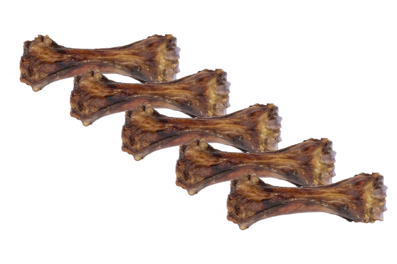 Bison Shin Bone - Economy 5 Pack