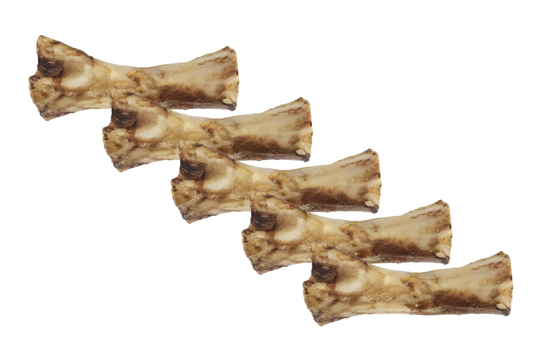 """Bison 6"""" Marrow Bone - Economy 5 Pack"""