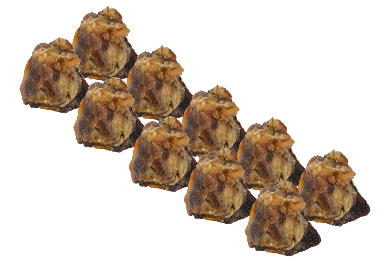 Bison Knee Cap - Economy 10 Pack
