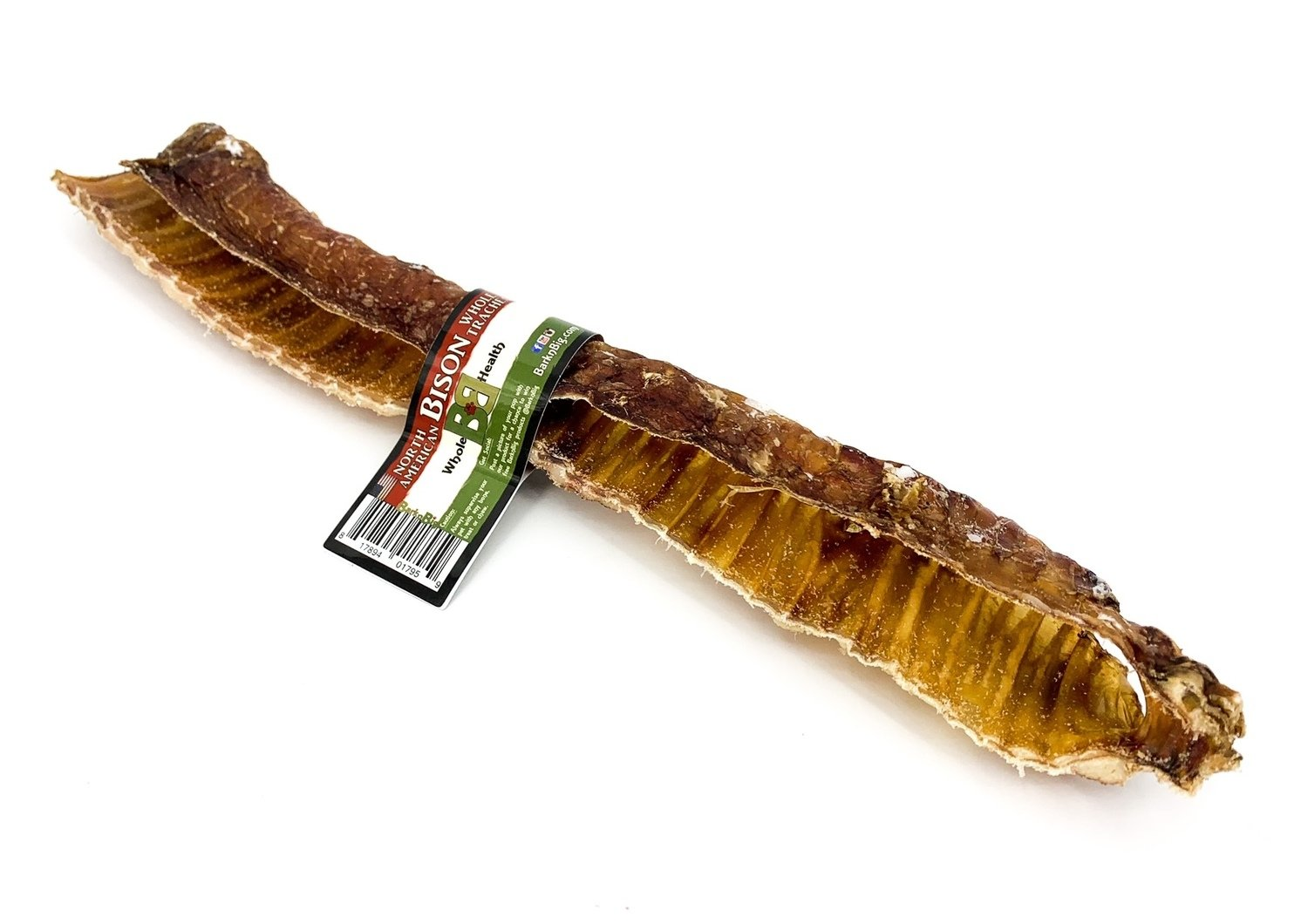Bison Trachea Large Strip