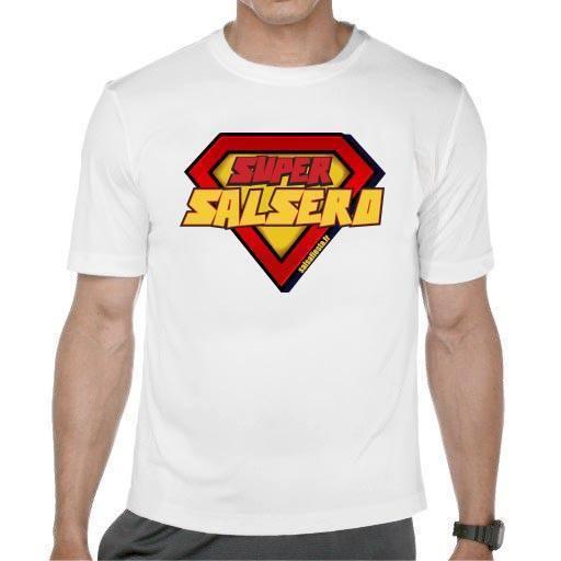 Super Salsero (Blanc)