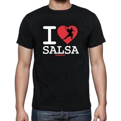 I LOVE SALSA (noir)