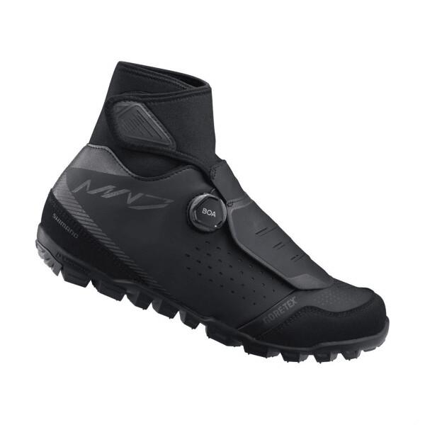 Chaussures VTT SHIMANO MW701 Noir 2019 Pointure 48
