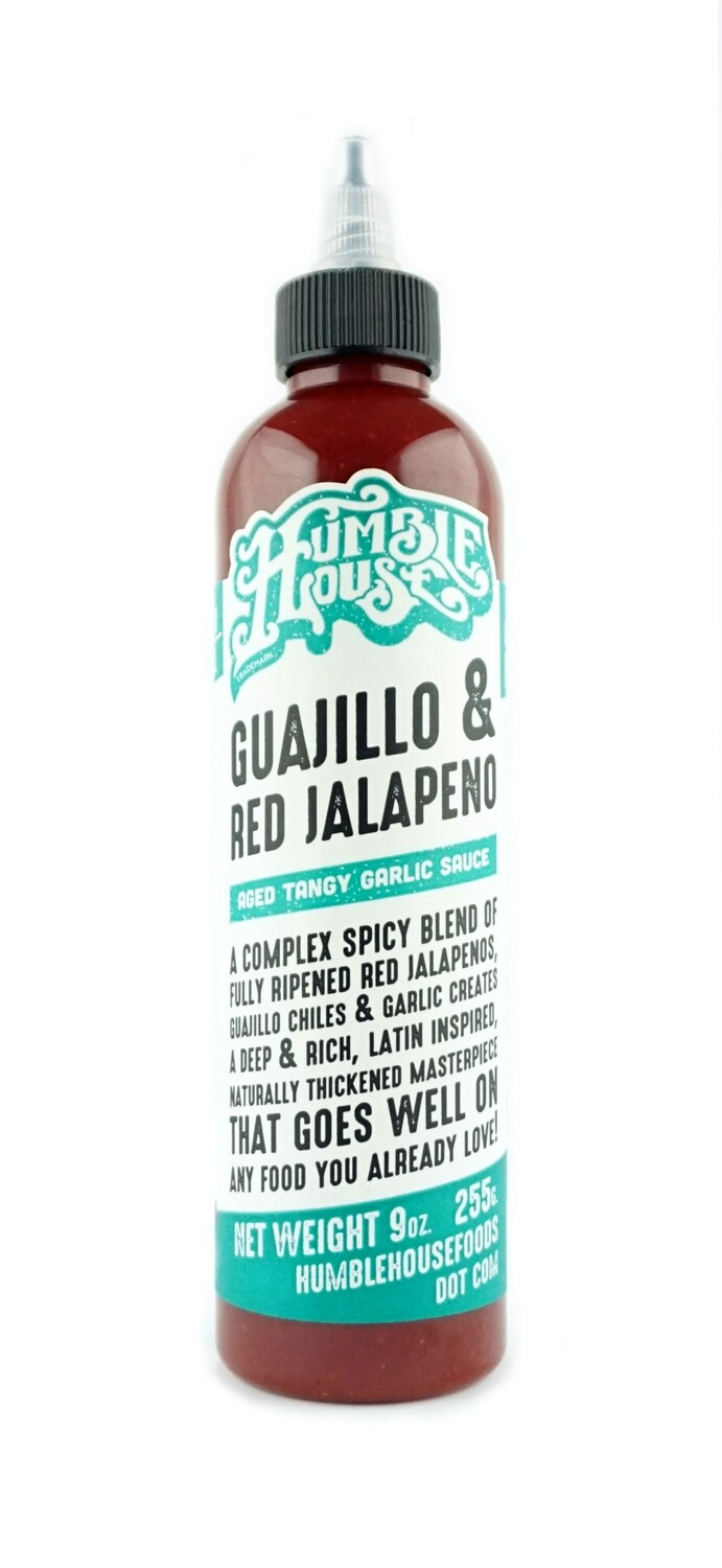 Guajillo & Red Jalapeño Hot Sauce UGLY