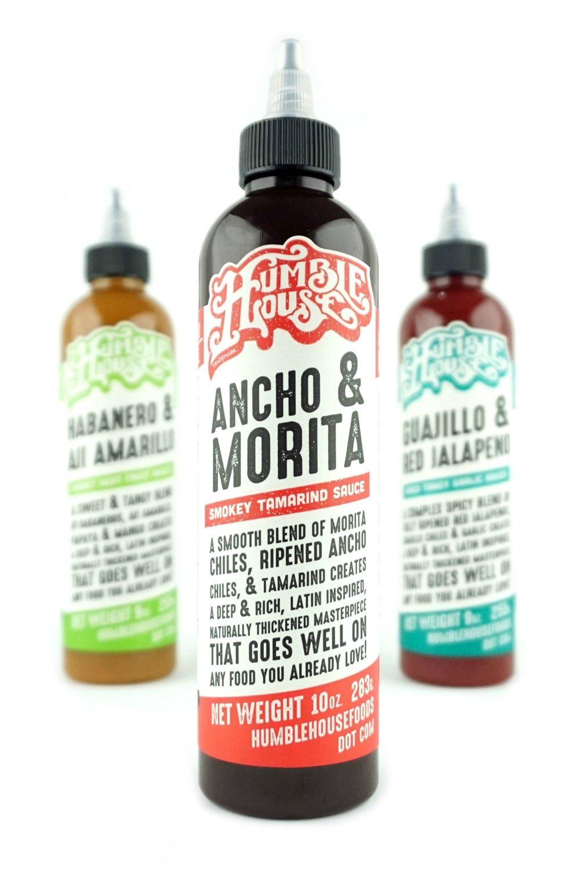 Ancho & Morita Hot Sauce