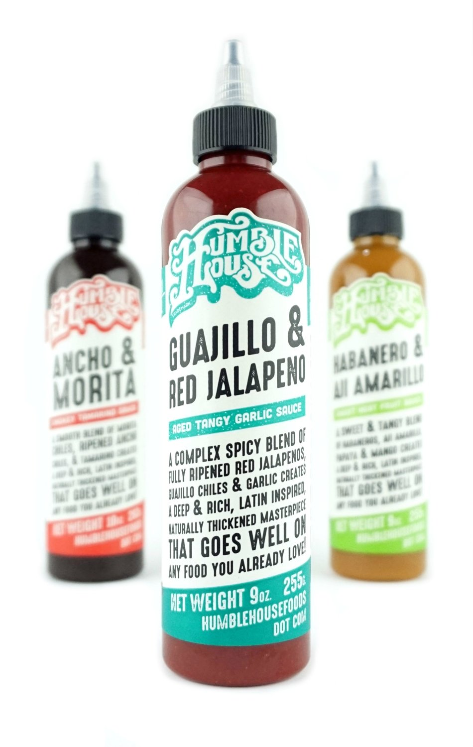 Guajillo & Red Jalapeno Hot Sauce