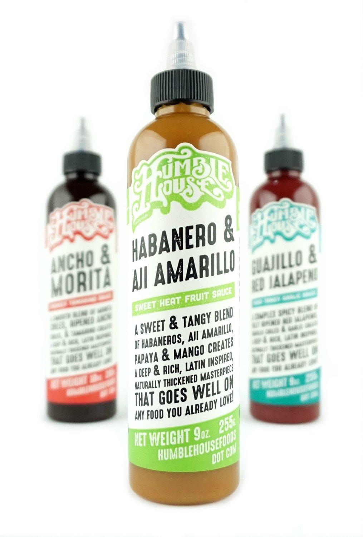 Habanero & Aji Amarillo Hot Sauce