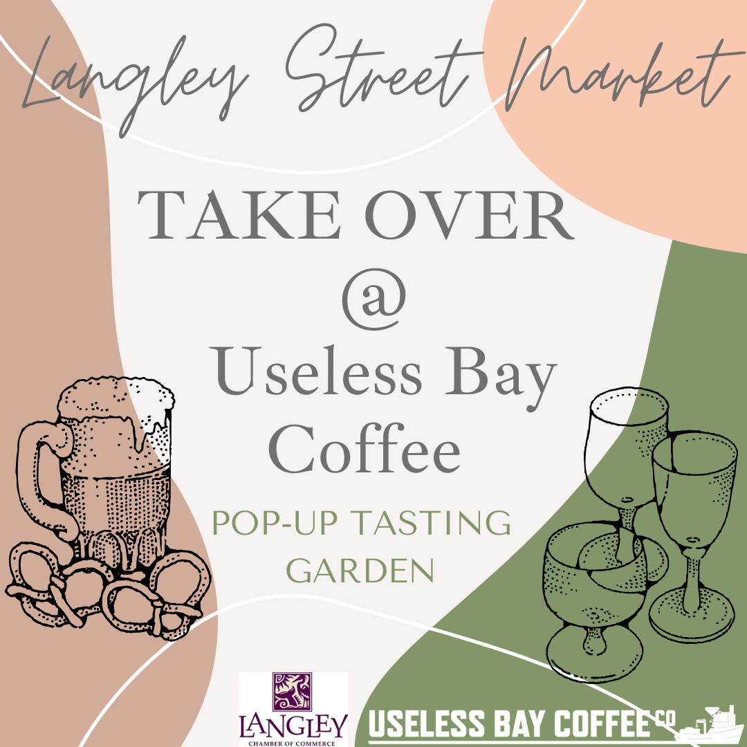 Garden at Useless Bay Coffee