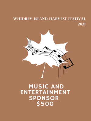 Music and Entertainment Sponsor
