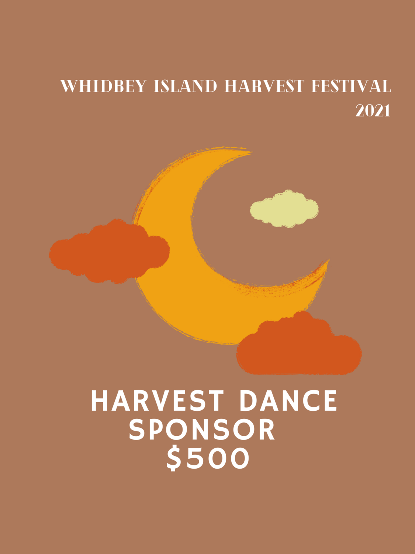 Harvest Dance Sponsor