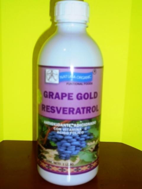 RESVERATROL GRAPE GOLD