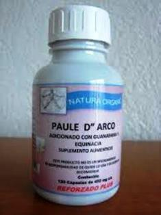 PAULE D ARCO ANTITUMORAL
