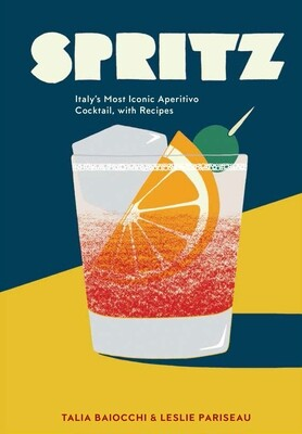 Spritz Recipe Book