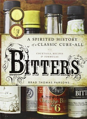 Book - Bitters A Spirited History