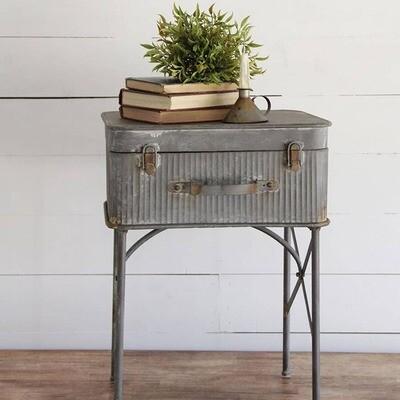 Side Table - Devon Suitcase