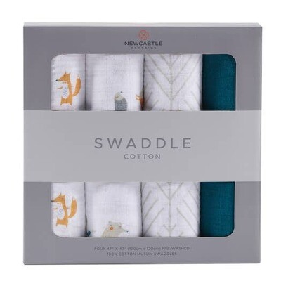 Swaddle 4-Pack