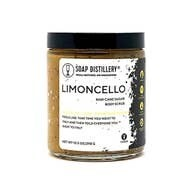 Limoncello Body Scrub (raw cane sugar)