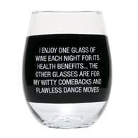 Wine Glass - Dance Moves