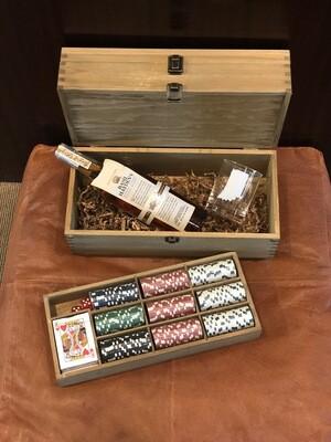Poker & Liquor Box Set