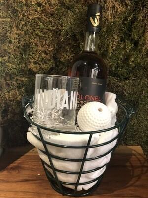 Golf Lover's Basket